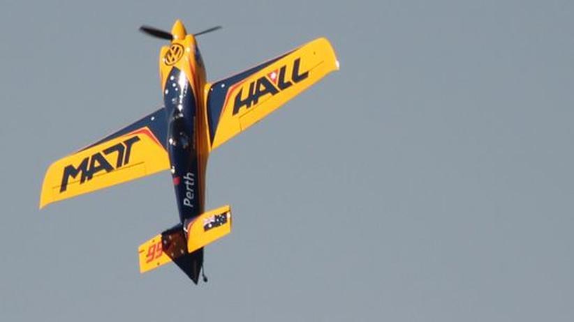 2011 legt das Air Race eine Pause ein