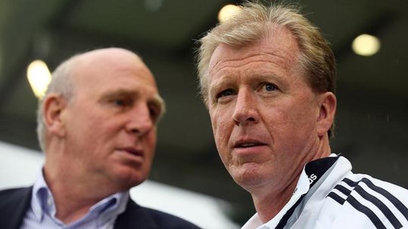 """Steve McClaren: """"Die Macht liegt nicht mehr bei den Vereinen"""""""