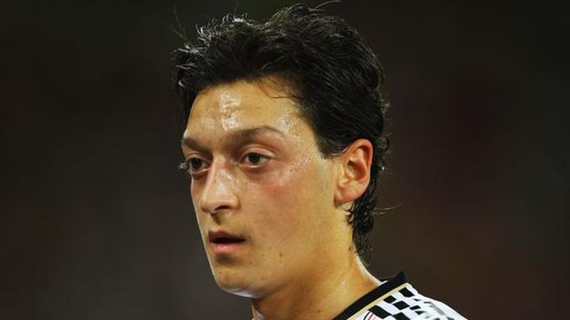 Mesut Özil: Sorge um die Leichtigkeit