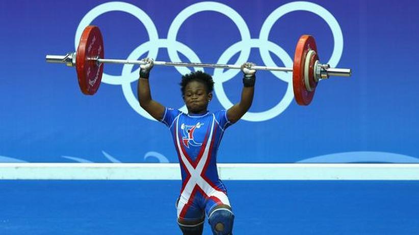 Olympische Jugendspiele: Ein bisschen Leistung soll schon sein