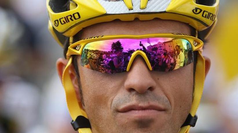 Doping: Contador, dumm oder dreist