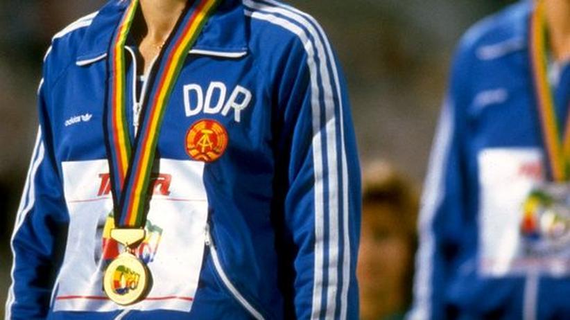 Doping: DDR-Sportverband ließ Kinder dopen