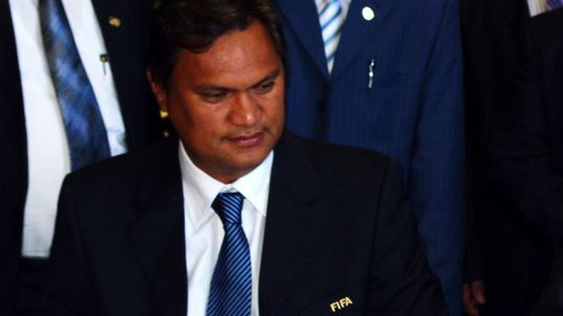 WM-Vergabe: Fifa-Funktionär gibt korrupte Haltung zu