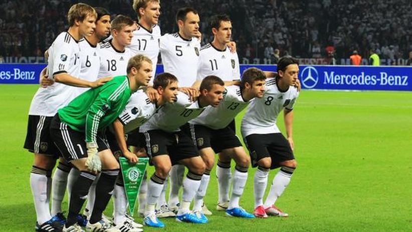 Nationalmannschaft: Die rasanteste Elf der Welt