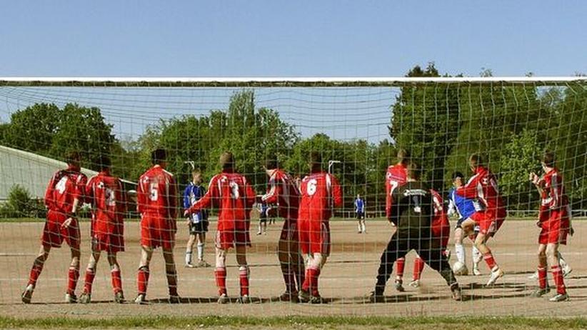 Amateurfussball: Der Fußball gehört dem Bezirksliga-Libero