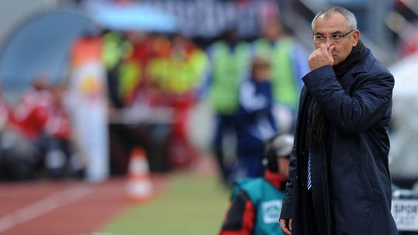 Der Geldeintreiber auf Schalke: Felix Magath