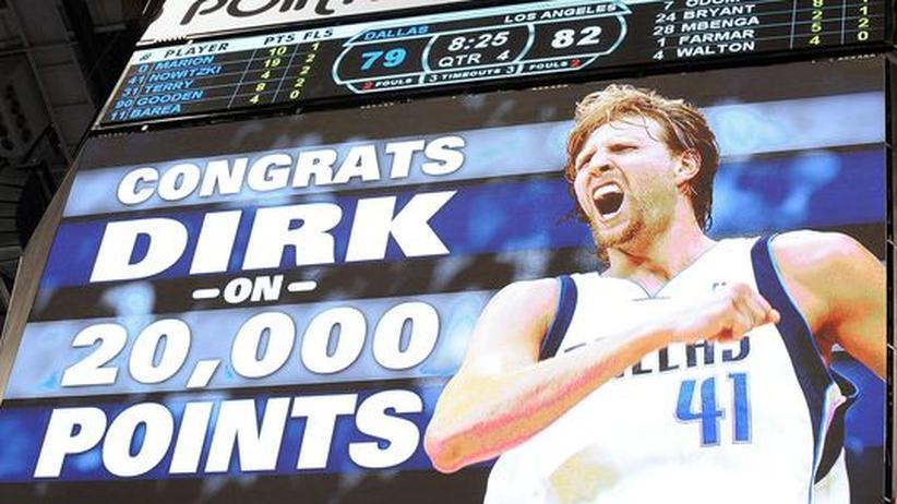 Basketball: Der Traum des Dirk Nowitzki