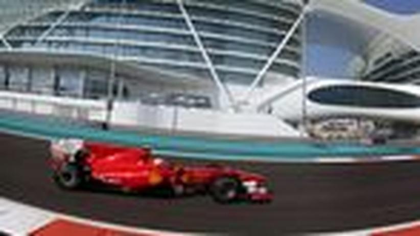 Formel-1-Strecken: Der Herr der Ringe