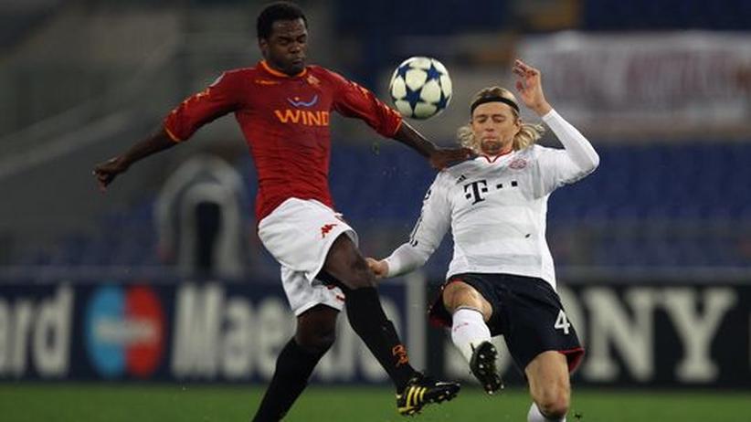 Champions League: Bayern holen trotz Niederlage den Gruppensieg
