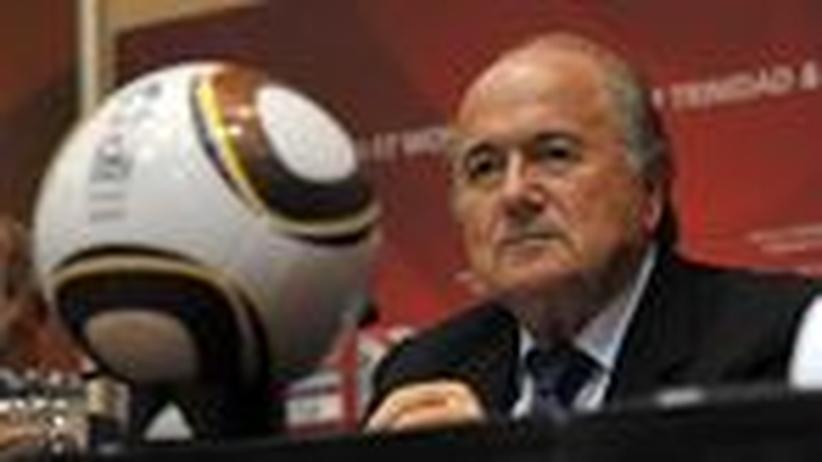 Fifa: Ein Wirtschaftskrimi voller Täter