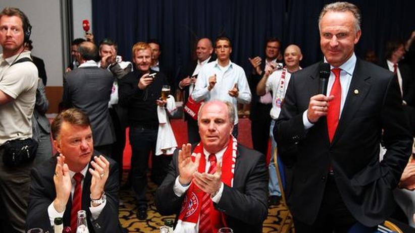 Pro van Gaal: Bayern hat Louis van Gaal nicht verdient