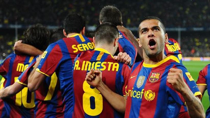 Trikotwerbung: Der FC Barcelona verkauft sich an Katar