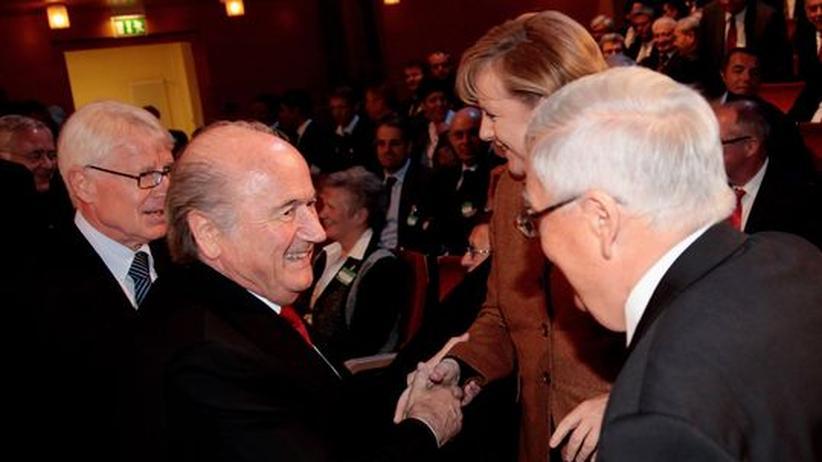 Korruption in der Fifa: Nicht nur Blatter muss weg