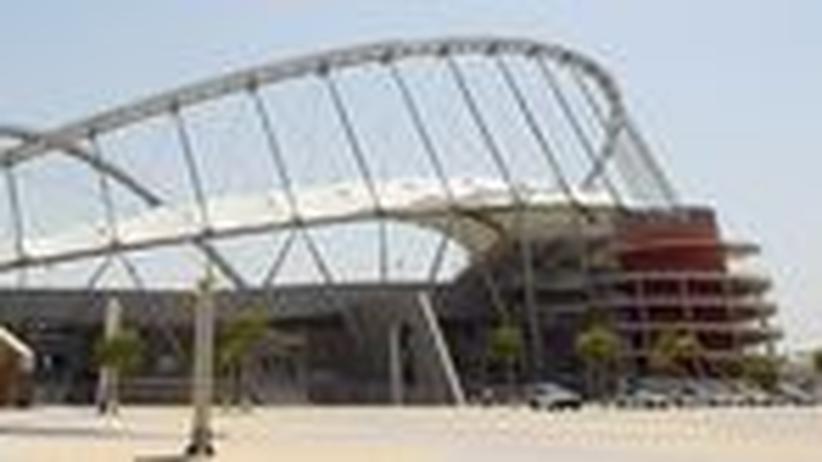 Fussball-WM 2022: Das Stadion als Klimaanlage