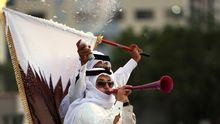 In Katar freut man sich auf die Fußball-WM 2022