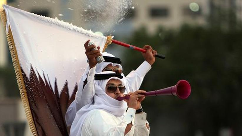 """Fußball-WM 2022: """"Katar ist ein Vorreiter"""""""