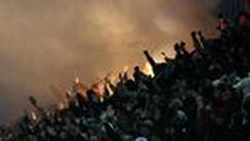 """WM in Russland: """"Fußball ist nur für die weiße Rasse"""""""