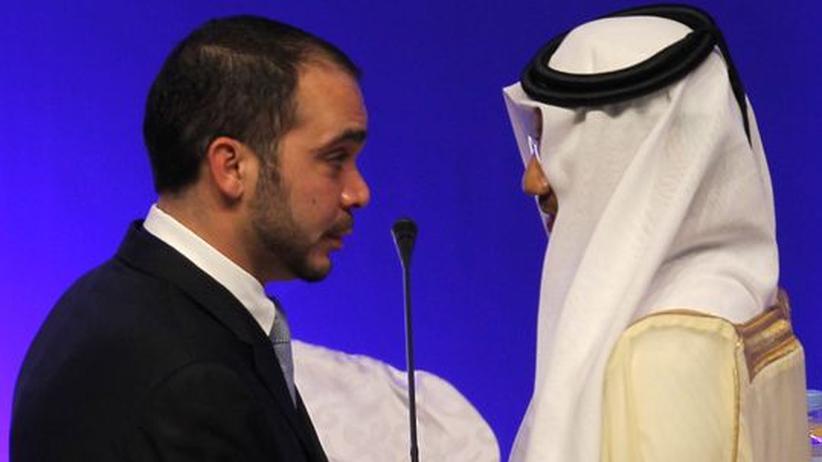 Fifa: Prinz Ali, Sepp Blatters Nachfolger – in acht Jahren