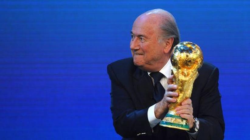 Homophobie in der Fifa: Keinen Sex während der WM
