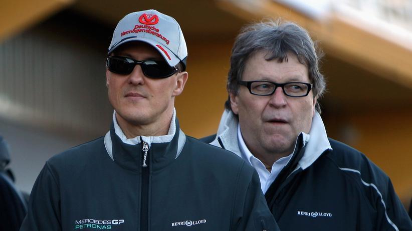 """Mercedes-Motorsportchef Haug: """"Wir werden uns steigern, das verspreche ich"""""""