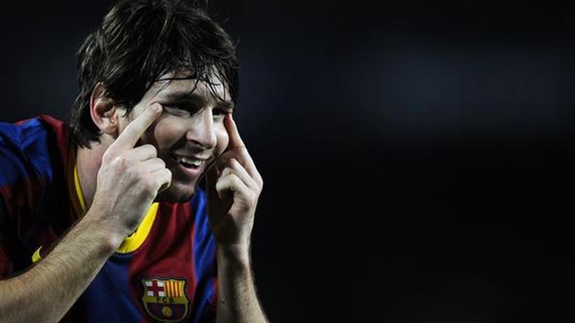 """""""Das Großhirn ermöglicht den tödlichen Pass"""": Lionel Messi wird es wissen"""