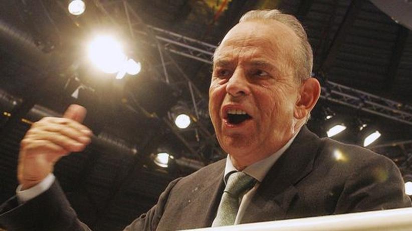 Der Boxpromoter Winfried Sauerland