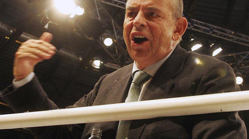 Wilfried Sauerland: Herr der Ringe