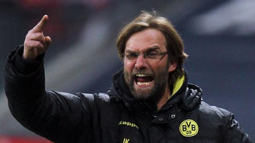 Borussia Dortmund: Jürgen Klopp, vom Fernsehkumpel zum Meistertrainer