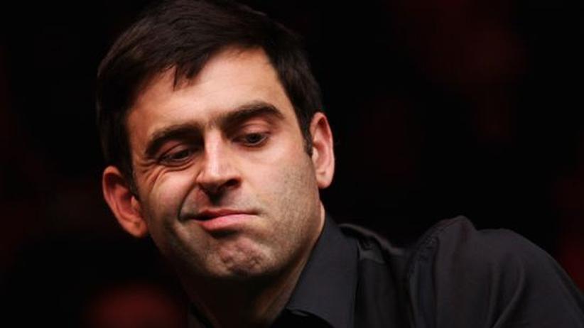 Snooker-Star: Ronnie O'Sullivan, das depressive Genie mit den schwarzen Augen