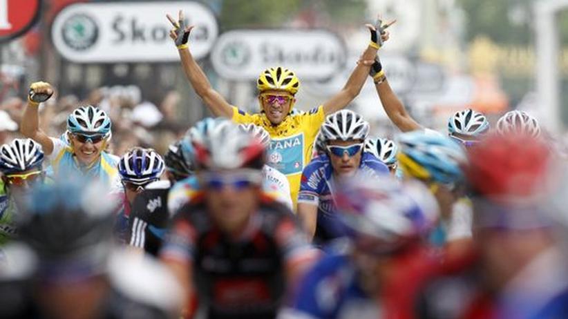 Radsport: Tour de France nicht mehr live im TV