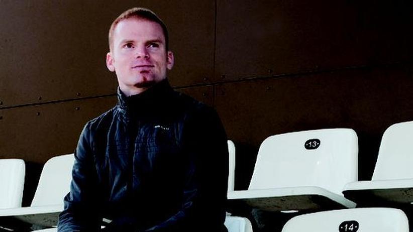 Andreas Biermann: Ein Fußballprofi auf der Depressionsstation