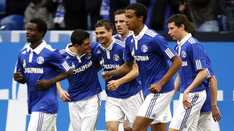 Champions League: Schalke muss im Viertelfinale gegen Inter ran