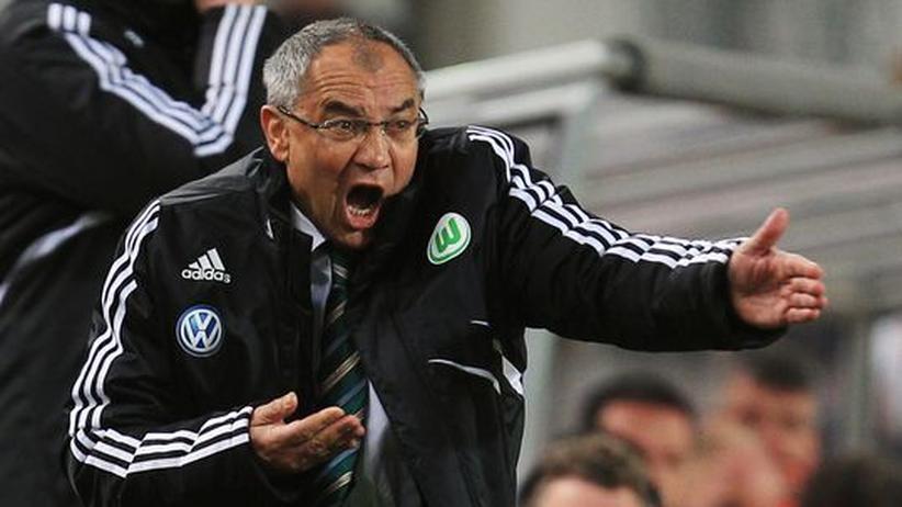 Fußball-Bundesliga: Felix im Unglück