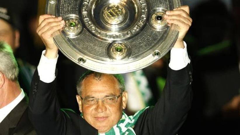 Bundesliga: Magath übernimmt in Wolfsburg
