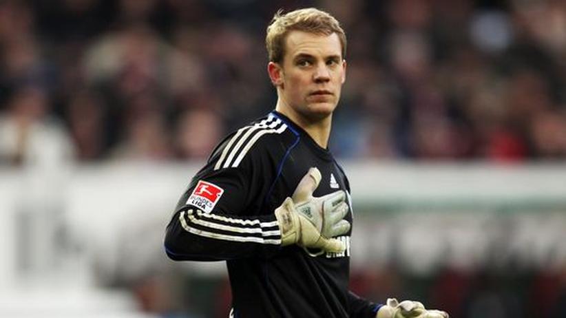 FC Bayern: Der Neue und der Neuer