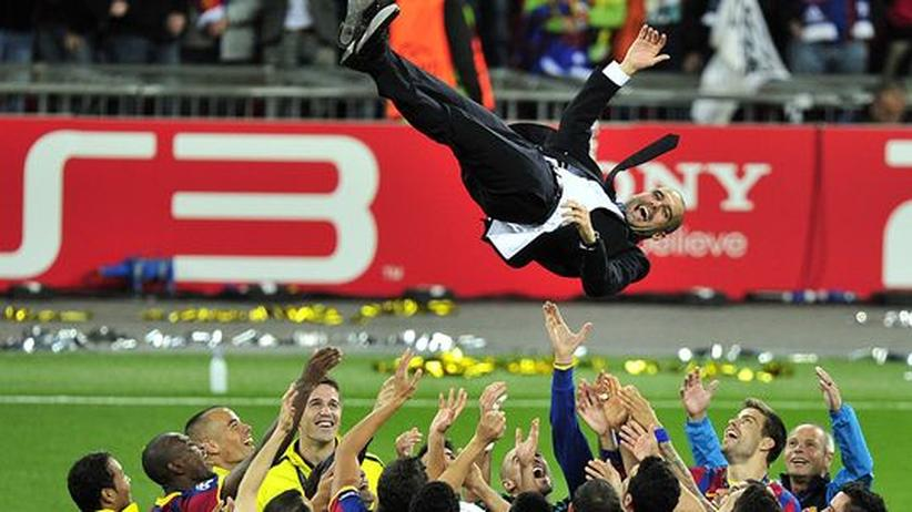 Champions-League-Finale: Barcelona ist der beste Fußballclub des Kontinents
