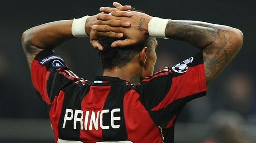 Fußball in Italien: Die wundersame Wandlung des Kevin-Prince Boateng