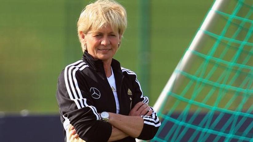 """Bundestrainerin Silvia Neid: """"Frauenfußball ist die Sportart Nummer eins"""""""