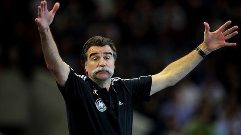 Handball: Der Schnauzbart geht