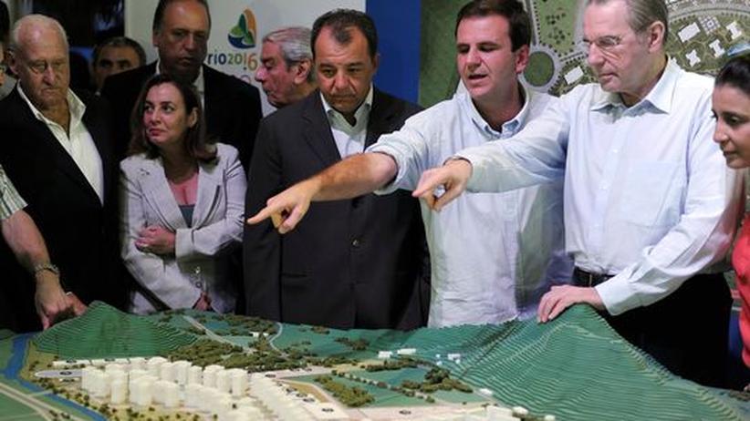 Zwangsumsiedlungen in Rio: Platz da für die Olympischen Spiele!