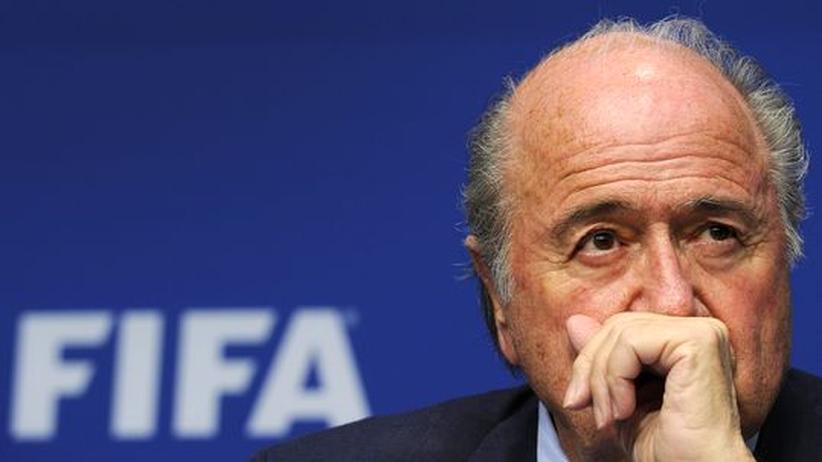 Fühlt sich wohl in Zürich: Fifa-Präsident Sepp Blatter