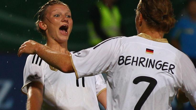 Frauenfußball: Die Bank ihres Vertrauens