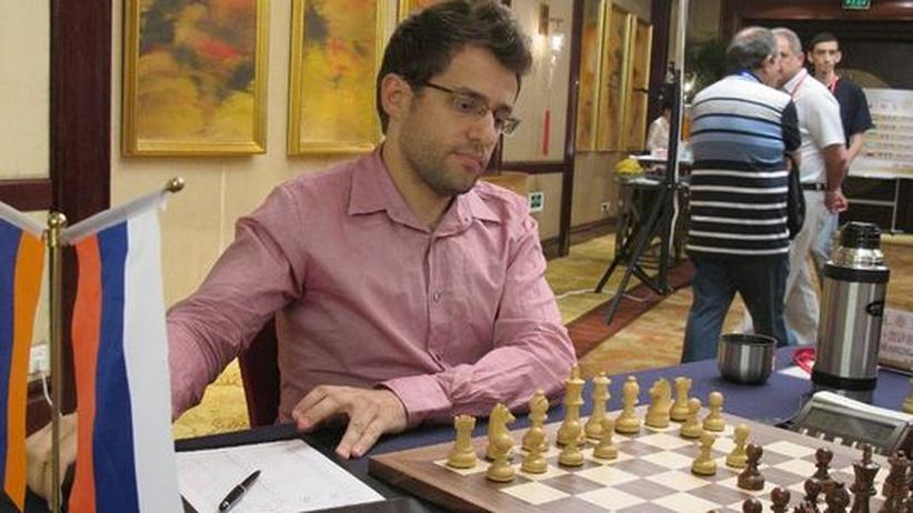Schach-Weltmeister Armenien: In der Vorbereitung gab es nur Schach und Fleisch