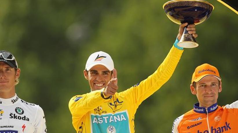 Sportpolitik: Warum beim Doping weggeschaut wird