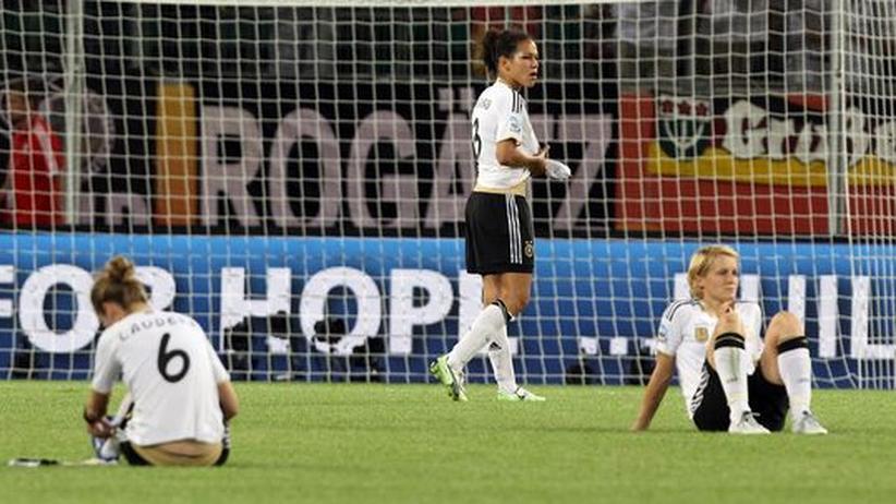 Deutsches WM-Aus: Fassungslos, ratlos, torlos