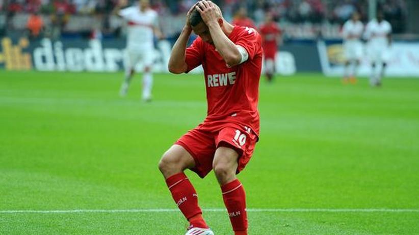 1. FC Köln: Der sensible Prinz Podolski muss kämpfen
