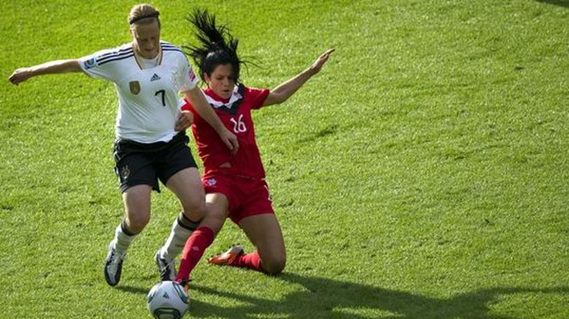 "Nationalspielerin Melanie Behringer: ""Birgit Prinz tut mir leid"""