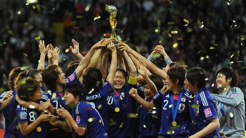 WM-Finale: Ein japanisches Märchen