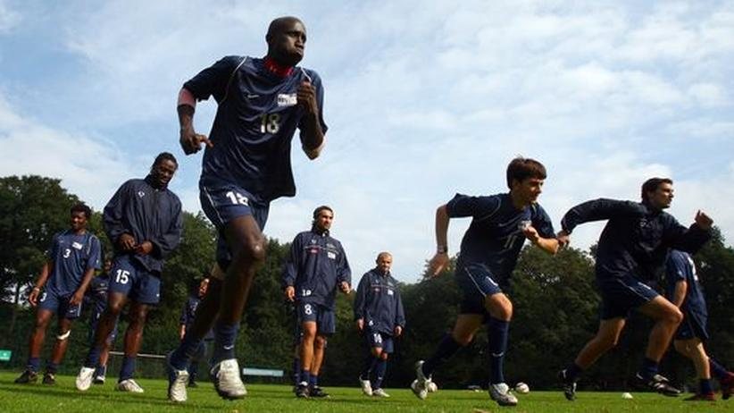 Fußball: Beim FC Hoffnung