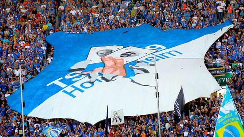 Akustik-Attacke der TSG Hoffenheim: Das Dilemma des Retortenvereins